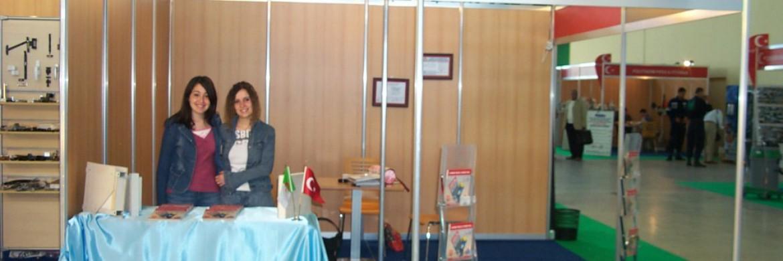 معرض الجزائر المؤسس بين أيام 03 – 06 مايو2005