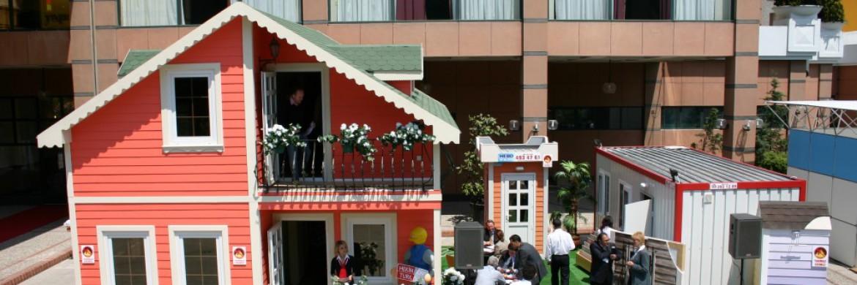 معرض الإنشاءات المؤسس في عام 2005 بإسطنبول