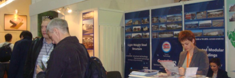 معرض موسبيلد المؤسس بين أيام 6 – 9 أبريل 2010