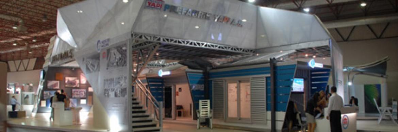 إلتحقت شركة بريفابريك المساهمة بمعرض بيلديست 2010