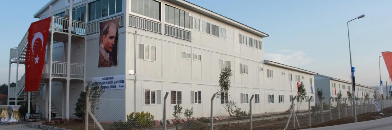 رجحت شركة نورول للإنشاءات التعامل مع شركة بريفابريك يابي المساهمة