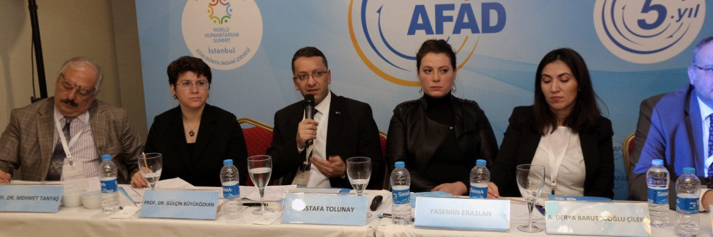تركيا، تثبت على مبادئ إدارة كوارث الآفات الطبيعية