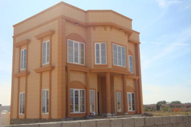 مشروع الفلل الفاخرة بإمارة أبوظبي