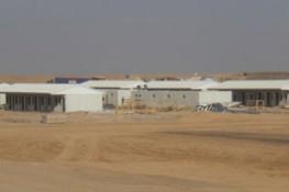 مشروع إنشاء مجمع مساحته 17.000 م2 بدول أفغانستان