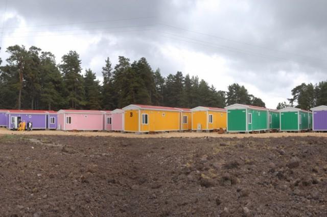 مشروع مجمع معسكر آلاداغ الصيفي
