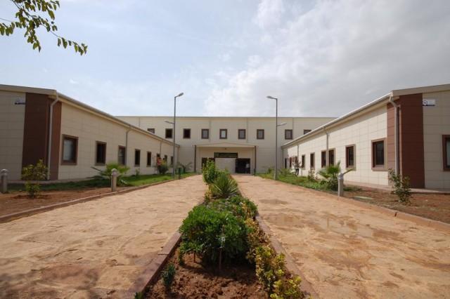 مباني كلية التدريسات بجامعة أرطوقلو