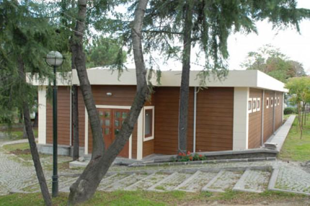 مشروع مكتبة أتاتورك
