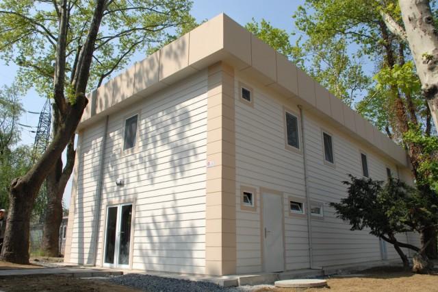 مشروع مبنى مكاتب عمل جامعة بيلغي