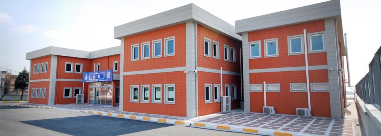 مباني حديد الصلب الخفيفة المستعملة بشؤون مكاتب العمل
