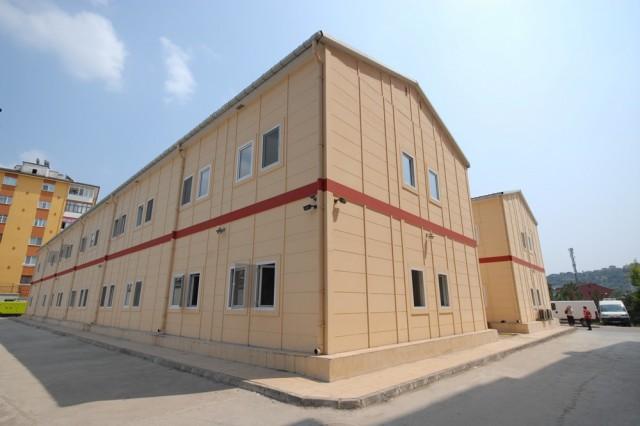 مشروع المبنى الإضافي لمستشفى قارابوك الحكومي