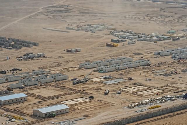 مشروع محطة نفط شركة BP/ MOTT Macdonald