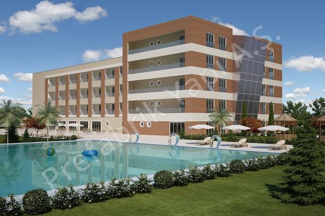 فندق مساحته 8115 م2