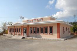 مشروع مدارس أطفال الحضانة ببلدية بنديك