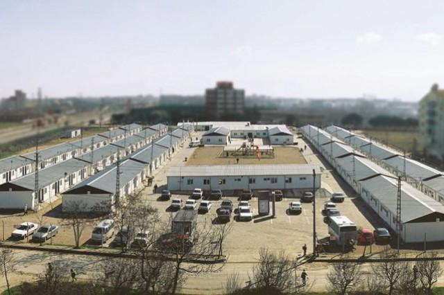 معسكر فيليب موريس للمساعدات الإنسانية