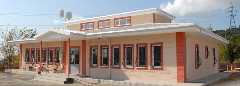 مباني التدريسات المسبقة الصنع