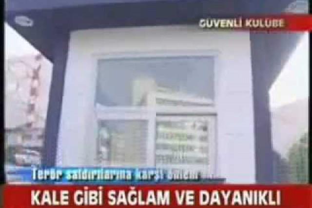 نشرة الأخبار بإذاعة [ATV] حول ممارسات شركة بريفابريك يابي المساهمة