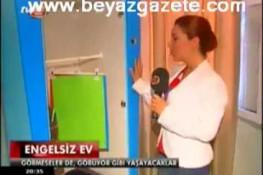 نشرة الأخبار الرئيسية بإذاعة [Beyaz TV] حول ممارسات شركة بريفابريك يابي المساهمة