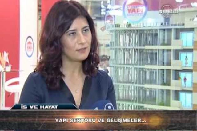 برنامج العمل والحياة بإذاعة [Kanal A] حول ممارسات شركة بريفابريك يابي المساهمة