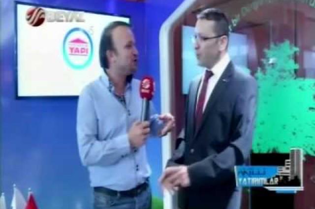 برنامج بإذاعة [Beyaz TV] حول مؤتمر العلامات التجارية المستدامة