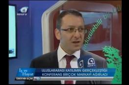 برنامج العمل والحياة بإذاعة [Kanal A] حول شؤون مؤتمر العلامات التجارية المستدامة