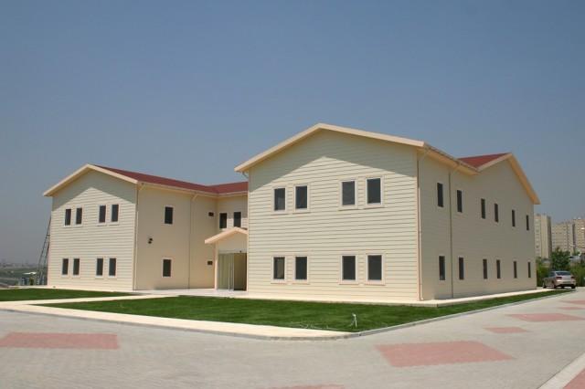 مشروع مبنى خدمات مؤسسة TOKİ التابعة لرئاسة الوزراء