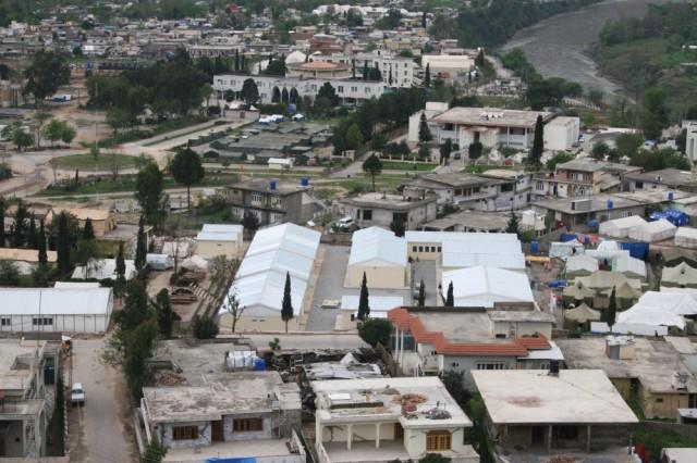 مشاريع منظمة الهلال الأحمر التركي