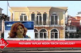 برنامج العمل والحياة بإذاعة [Kanal A] حول شؤون ومعلومات التعريف بمعرض إسطنبول للإنشاءات المنعقد في عام 2015