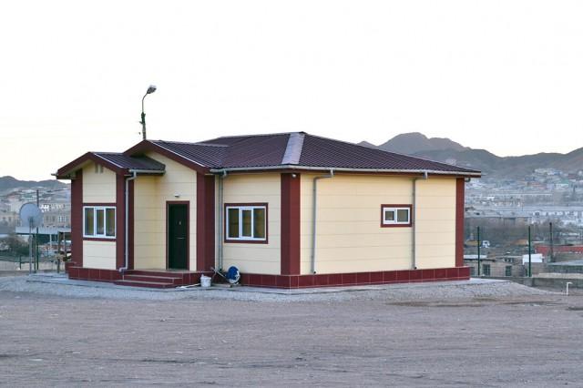 مشروع مساكن ناحية قابادوقيا