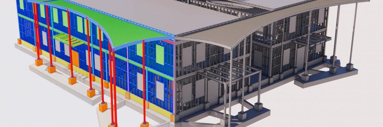 بيم (نمذجة معلومات البناء) والمدن الذكية
